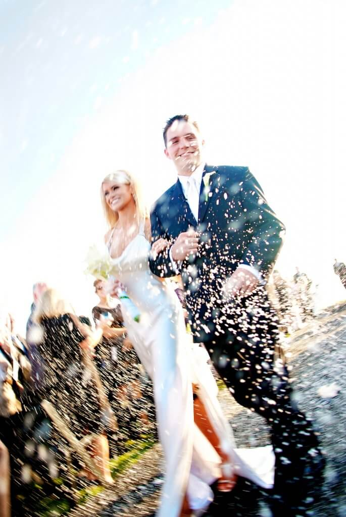 We are so proud that our wedding confetti is made in America.